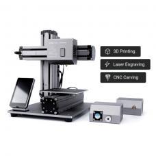 3D spausdintuvas- Snapmaker v1 3in1 (lazerio modulis, CNC, 3D spausdinimas)