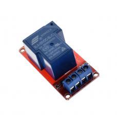 1 kanalo aukštos srovės relės modulis 5V 30A