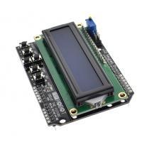 16x2 LCD ekranas su mygtukais