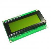 20x4 LCD ekranas su I2C valdymu (žalias)