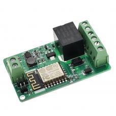 ESP8266 1 kanalo relės modulis 10A 220V