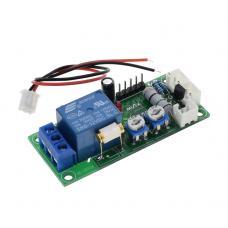 1 kanalo relės modulis su vibracijos jutikliu 12V