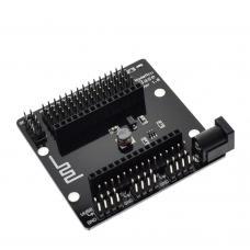 NodeMcu ESP8266 jungčių plokštė