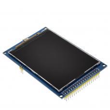 """TFT LCD 3.5"""" liečiamo ekrano priedėlis 480x320px Arduino Mega2560"""