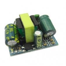 AC/DC įtampos keitiklis iš 230V į 12V 450mA (STEP DOWN)