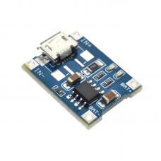 TP4056 ličio baterijų įkrovimo modulis