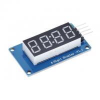 4 skaitmenų 0.36 LED modulis su TM1637