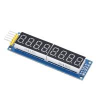8 skaitmenų 0.36 LED modulis su 74HC595
