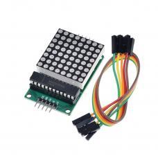 8x8 LED matrica su MAX7219