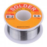 Lydmetalis 0.6mm 100g SN63/PB37 su 2% fliuso
