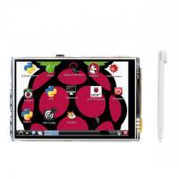 """TFT LCD  3.5"""" liečiamo ekrano priedėlis 320x480px Raspberry PI"""