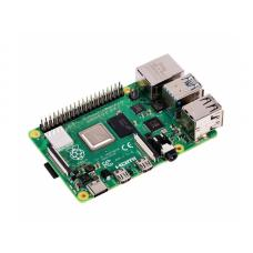Raspberry Pi 4 model B WiFi DualBand Bluetooth 4GB RAM 1,5GHz
