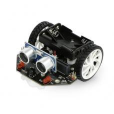 DFRobot micro: Maqueen edukacinė programuojama roboto platforma skirta Micro:bit